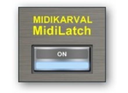 Midikarval MIDILatch