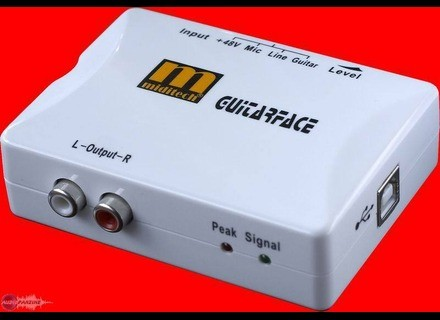 Miditech Guitarface USB
