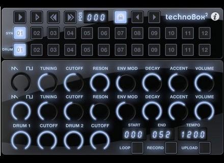 Mike Janney technoBox2