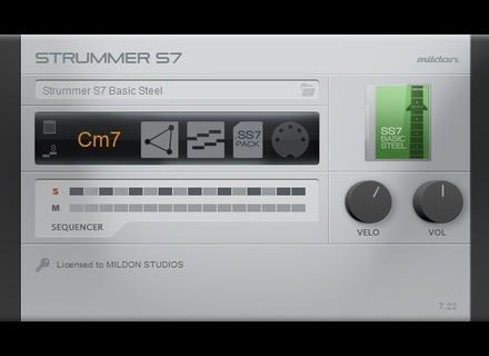 Mildon Studios Strummer S7