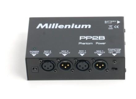 Millenium PP2B Phantom Power Supply