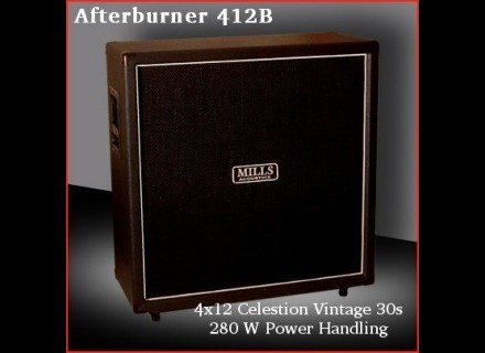 Mills Acoustics Afterburner 412B