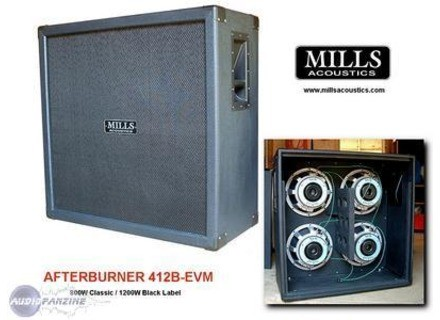 Mills Acoustics Afterburner 412B-EVM
