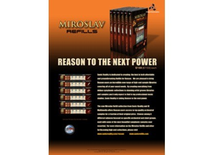 Miroslav Vitous GOLD BUNDLE for REASON 3