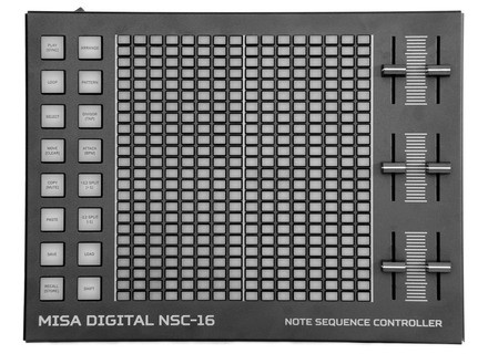 Misa Digital NSC-16 Note Sequence Controller