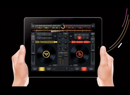Mixvibes Cross DJ for iPad