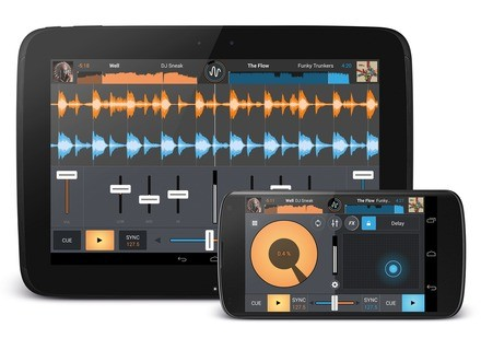 Mixvibes Cross DJ Pro for Android
