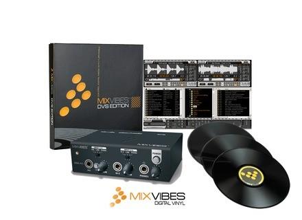 Mixvibes DVS PACK