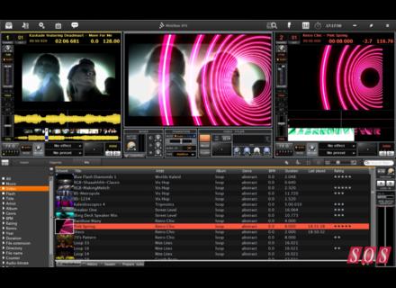 Mixvibes VFX