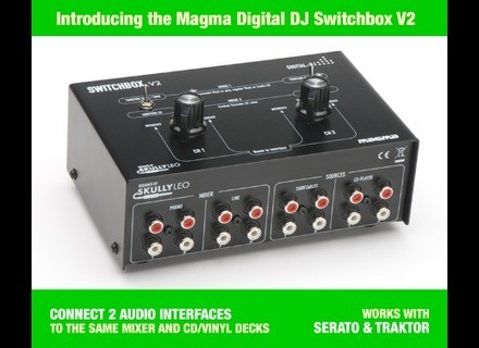 Mixware Magma Switchbox .V2