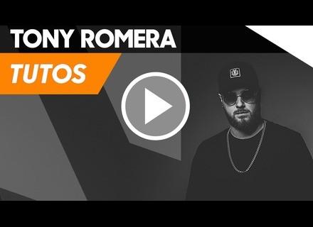 MJ Tutoriels Tony Romera - Studio Rendez-Vous - Electro House