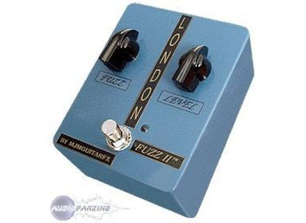 MJM Guitar FX London Fuzz II