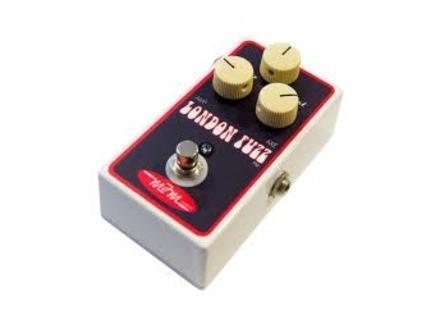 MJM Guitar FX London Fuzz (w/bias)
