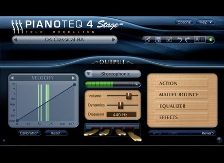 Modartt Pianoteq 4 Stage
