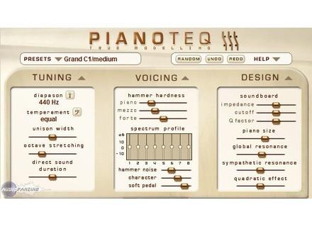Modartt Pianoteq