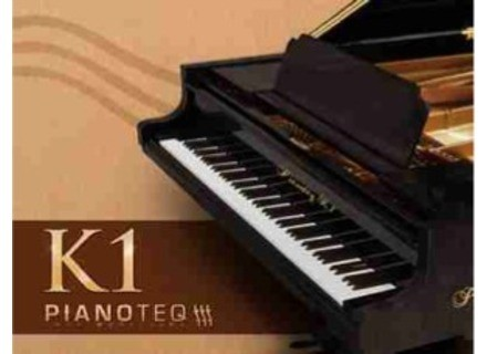 Modartt Pianoteq K1 Grand Piano