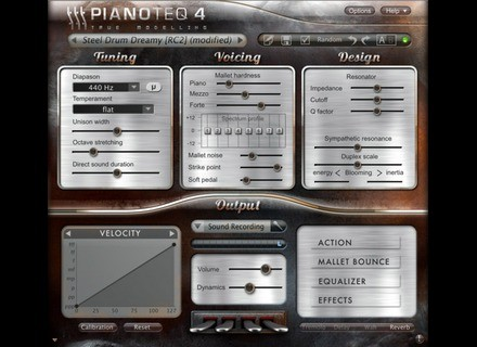 Modartt Steelpans Add-On for Pianoteq