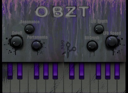 Mode Machines OBZT Bass Synth