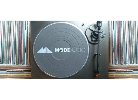 ModeAudio Free Vinyl Drum Rack