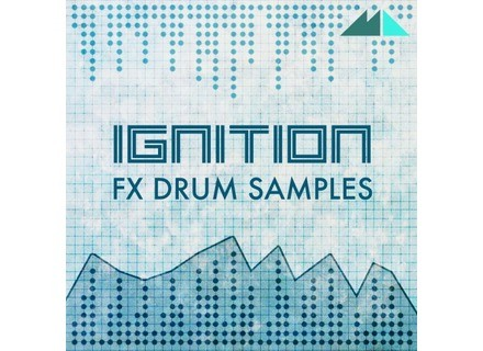 ModeAudio Ignition FX Drum Samples