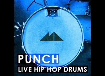 ModeAudio Punch Live Hip Hop Drums