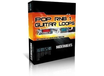 ModernBeats Pop RnB Guitar Loops Volume 1