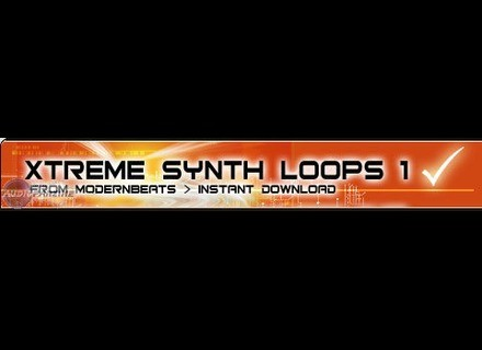 ModernBeats Xtreme Synth Loops 1