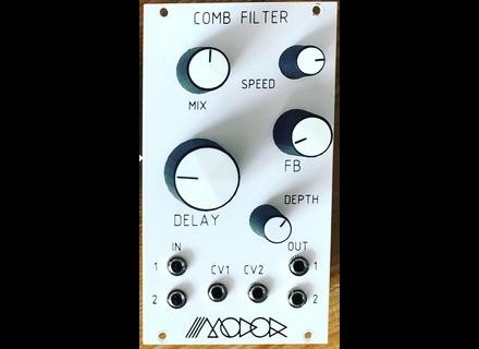 Modor Music Comb Filter
