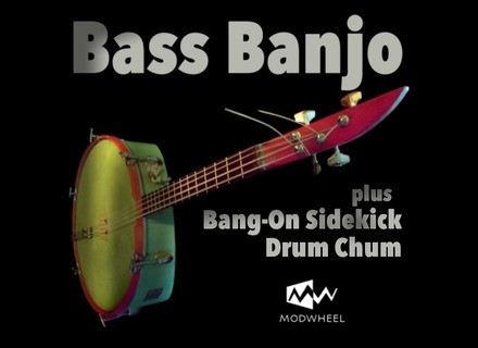 Modwheel Bass Banjo