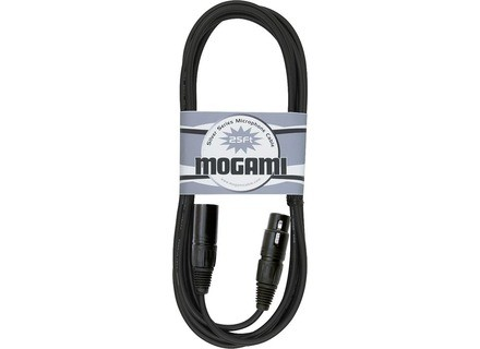 Mogami Silver Series XLR Microphone Cable