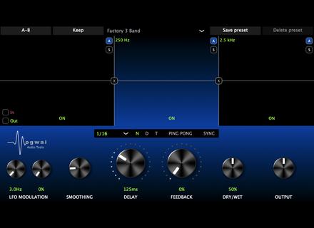 Mogwai Audio Tools Mecho-Multi