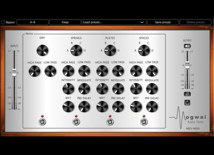 Mogwai Audio Tools Mrev-Mixer