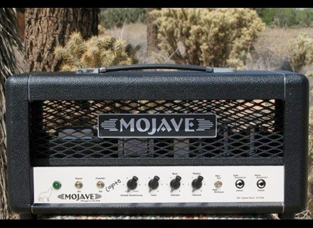 Mojave AmpWorks Coyote Head
