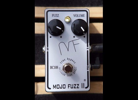 Mojo Gear FX Mojo Fuzz II BC108