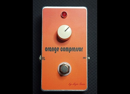 Mojo Gear FX Orange compressor