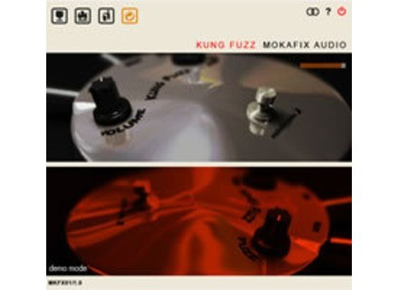 Mokafix Audio Kung Fuzz