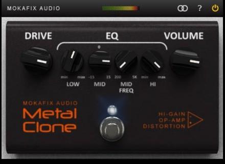 Mokafix Audio Metal Clone [Freeware]