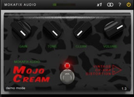 Mokafix Audio Mojo Cream