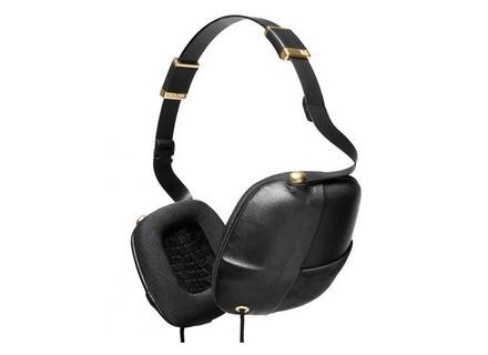 Molami Pleat - Napa Black & Gold