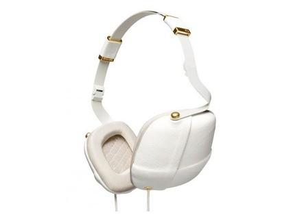 Molami Pleat - Napa White & Gold