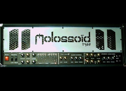 Molossoïd T 72 S
