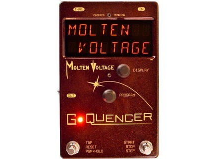Molten Voltage G-Quencer