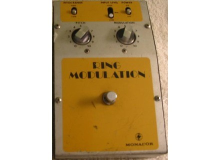 Monacor RM-100 Ring Modulation