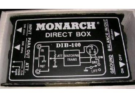 Monarch DIB-100