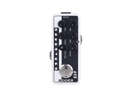 Mooer 013 Matchbox