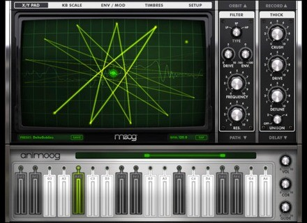 Moog Music Animoog