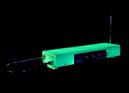 Moog Music Etherwave Theremin Glow In The Dark Limited Edition