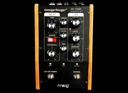 Moog Music MF-108M Cluster Flux