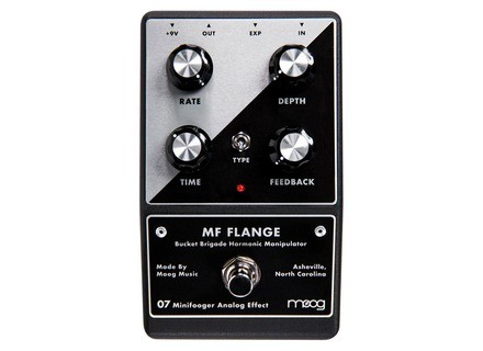 Moog Music MF Flange