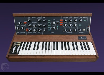 Moog Music Minimoog Model D